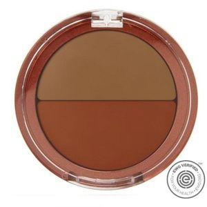 MINERAL FUSION Compact Concealer Duo (Deep)